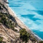 Egremni Beach Lefkada - Hello From Paradise Project