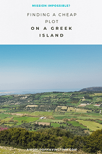 finding housing or a plot in greece