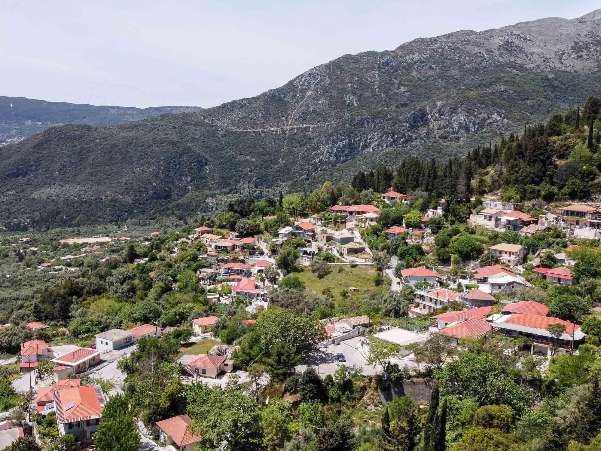 Lefakda South traditional villages