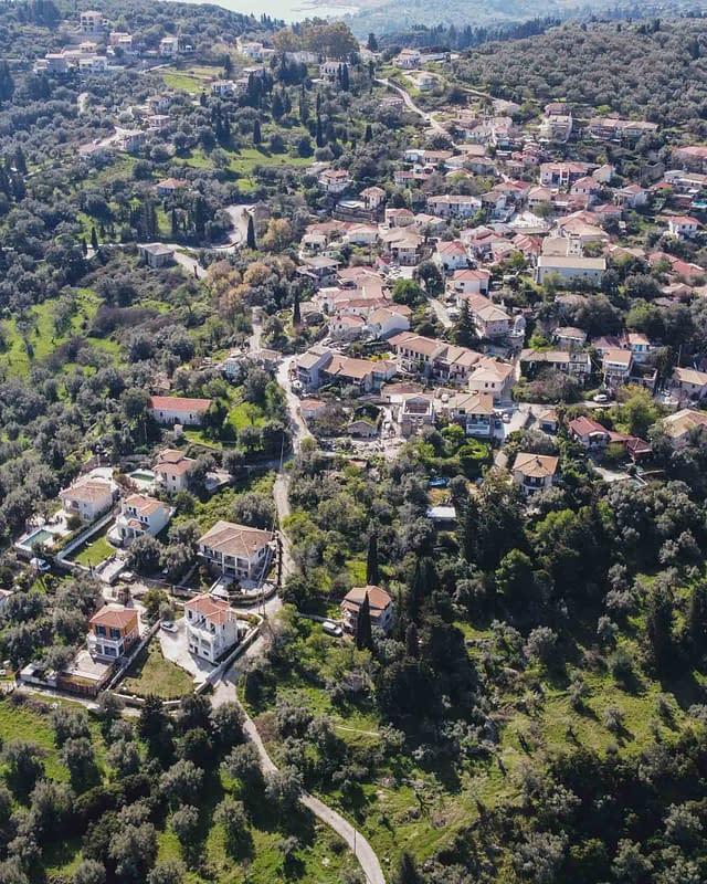 katouna village greece