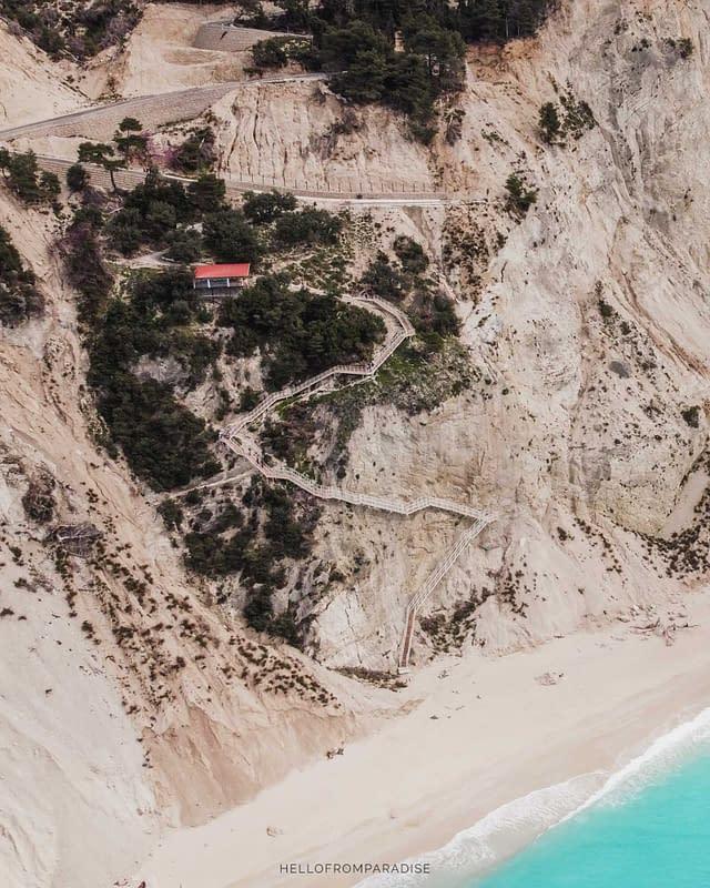 egremni one of the best beaches in lefkada